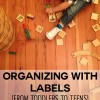 Organizing Toys with Labels: From Toddlers to Teens