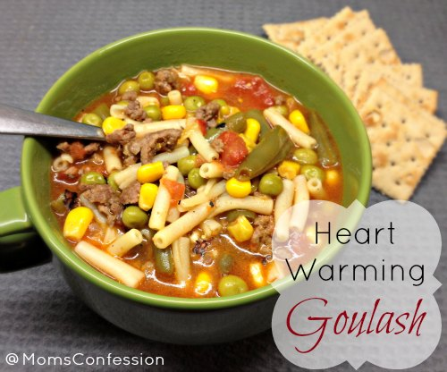 hamburger goulash recipe