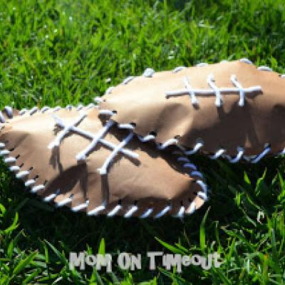 Paper Football Craft Sports