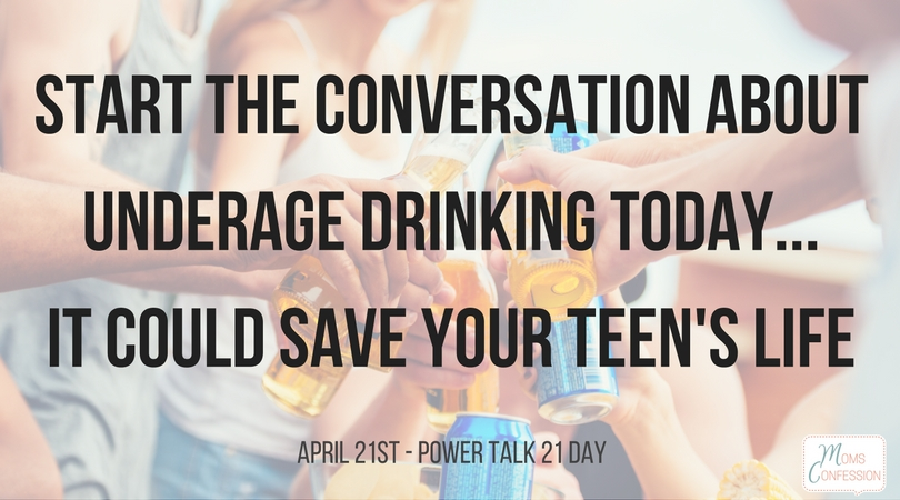 Underage drinking is a big problem with raising teens. My experience with underage drinking has helped me with parenting teens and I want to share with you.