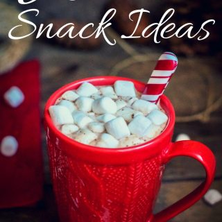 These winter snack ideas are the perfect treat for the season. Hot cocoa, apple cider, and delicious gingerbread cookies are only a taste what's to see!