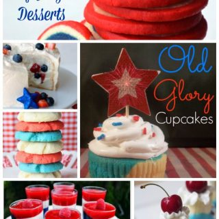 Delicious 4th of July Desserts