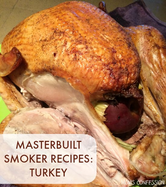 Masterbuilt Smoker Recipes: Perfectly Smoked Turkey