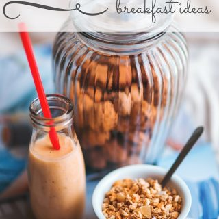 Do you love the summer, but never know what to make for breakfast each morning? Try these simple summer breakfast ideas and personalize them for your family today.