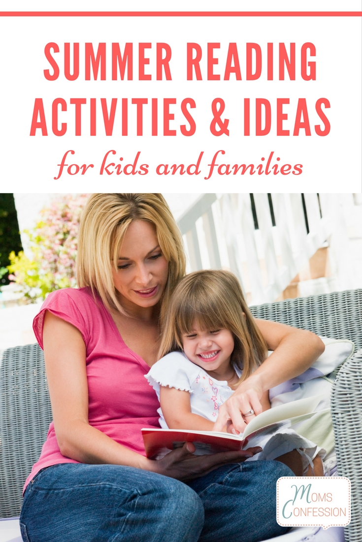 Don't miss our Summer Reading Activities and Ideas For Kids! This is a great way to keep them busy, learning, and having fun all summer long!