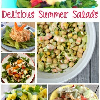 Delicious Summer Salads for the season