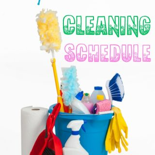 Is your home a mess? Do you need to get your home in order? Use these cleaning tips to get organized and see why you need a cleaning schedule in your life!