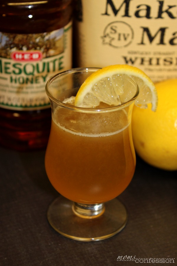 Hot toddy shot for Hot toddy drink recipe