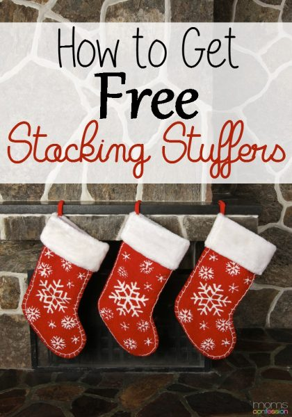 How to Get Free Stocking Stuffers