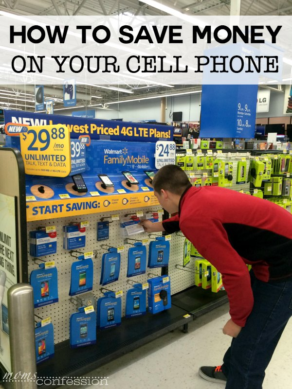 Great tips on how to save money on your cell phone!