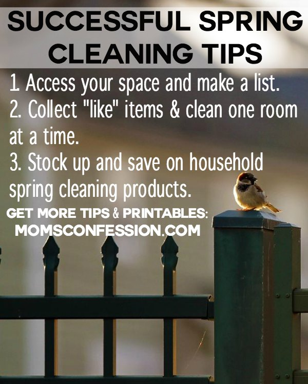 Best Spring Cleaning Tips Custom Of Spring Cleaning Tips Image