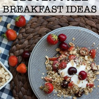 Are you trying to live the gluten free lifestyle? Do you need new gluten-free meal ideas? These gluten-free breakfast ideas are exactly what you need.
