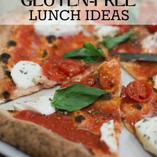 Looking for gluten-free meal ideas? I know finding gluten-free lunch ideas can be tricky so I've put together a great resource for you. Check it out!