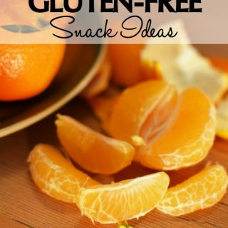 Need something to munch on that's gluten free? Snacking has got to be one of the best parts of the day! Check out some of these gluten-free snack ideas that you won't want to pass up!