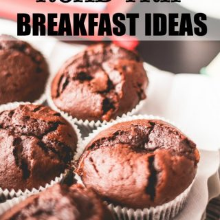 It's best to keep your families stomachs as happy as possible when you travel over summer. Try these road trip breakfast ideas and you should be good to go!