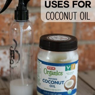 Coconut oil is a very good thing to have. Here are some unique uses for coconut oil that you never have to worry about it sitting on a shelf going to waste.