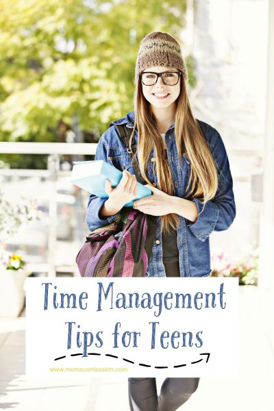 The Best Time Management Tips for Teens to be Successful