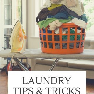 If laundry is a thorn in your side and you are looking for tips to get it done quickly, check out these laundry tips and tricks to save your sanity...
