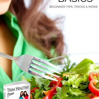 Trim Healthy Mama Basics - I started Trim Healthy Mama (THM) and it was the best decision I have made. Get the Trim Healthy Mama basics plan & see how it can work for you!