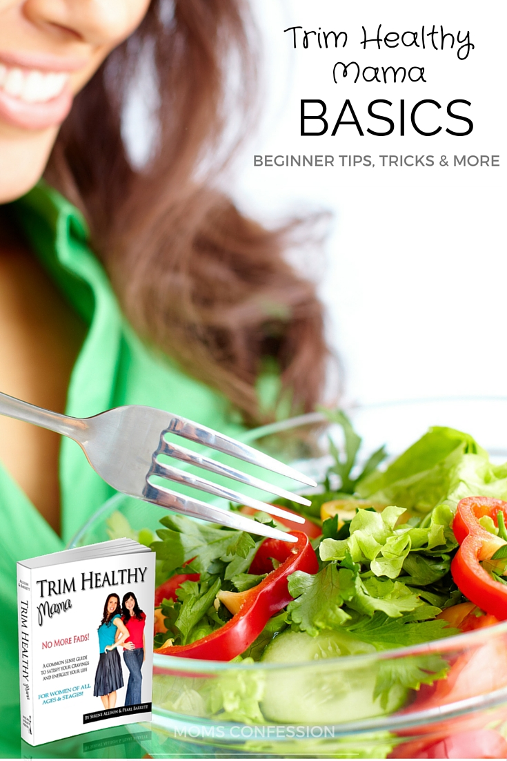 I started Trim Healthy Mama (THM) and it was the best decision I have made. Get the Trim Healthy Mama basics plan & see how it can work for you!