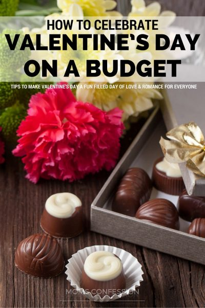 Good Valentine's Day Ideas To Celebrate On A Budget