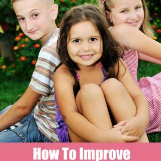 Don't miss our tips for How To Improve Self Confidence In Children! It's so important as a parent to build our kids self-esteem and confidence!