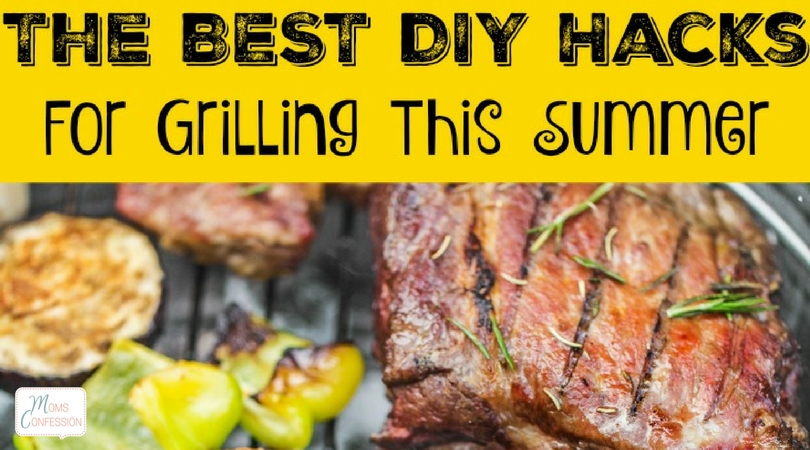 DIY Hacks like these are just what you need fo Grilling This Summer! They are ideal for making your weekend barbecue amazing for friends and family!