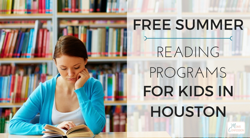 Keep learning alive all summer with the best resource for free summer reading programs for kids and families in the Houston area.