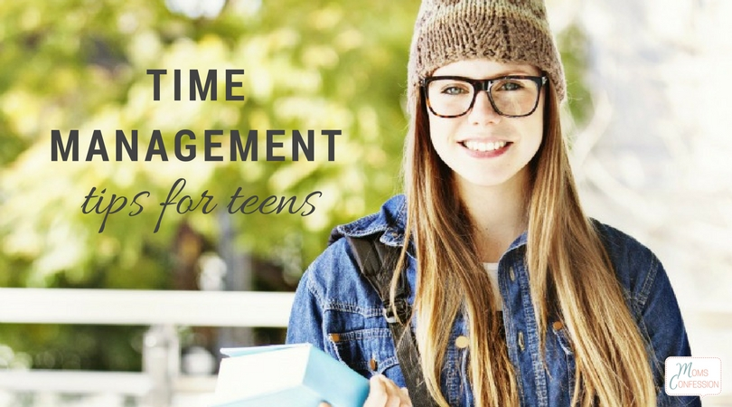 Awesome tips to teach teens time management skills so they can be super productive when the real world comes knocking!