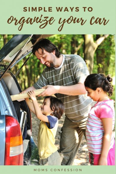 Simple Car Organization Hacks to Organize Your Car and Keep It Clean