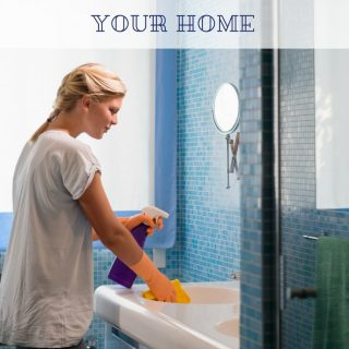 Is your home ready for guests? No! You need these speed cleaning tips in your life! In minutes, you can speed clean your house and be guest-ready anytime!