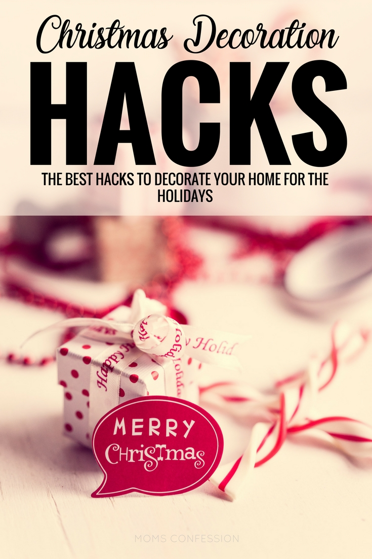 If you are looking for the best ways to decorate this year, here are some Christmas decoration hacks to get you on the right path!
