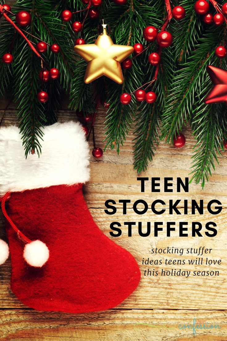 These teen stocking stuffers will keep them warm, bring out their creativity while giving them something that is age appropriate to love this holiday season.