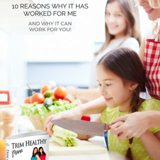 Trim Healthy Mama Meal Plan is a great way to help teach yourself a new way of looking at food! Check out top reasons why THM works for healthy weight loss!