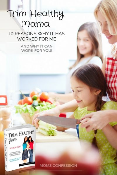 Why Trim Healthy Mama Meal Plan Works