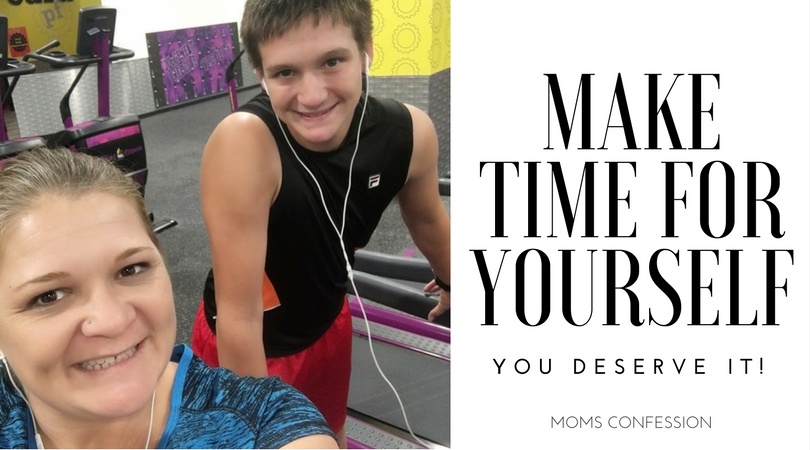 Make time for yourself as the kids head back to school!