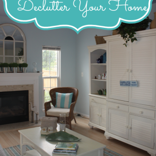 Declutter your home with these 5 simple tips