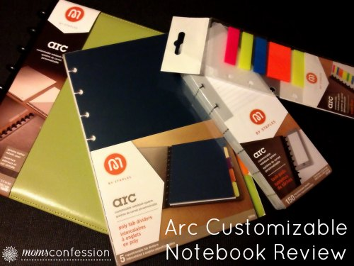 Arc Customizable Notebook