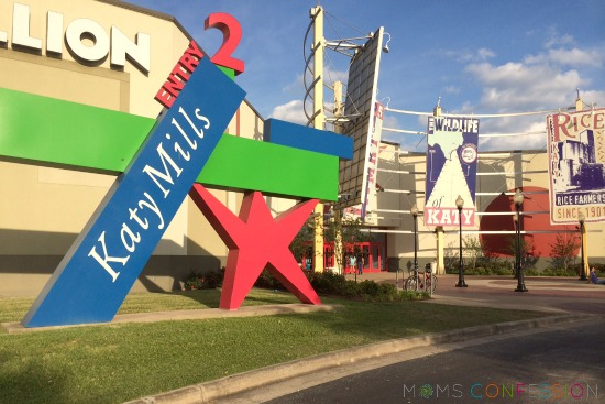Katy Mills Mall - A place to shop until you drop!