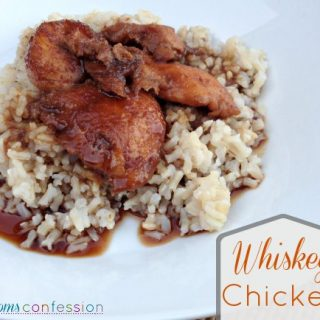 Whiskey Chicken Recipe