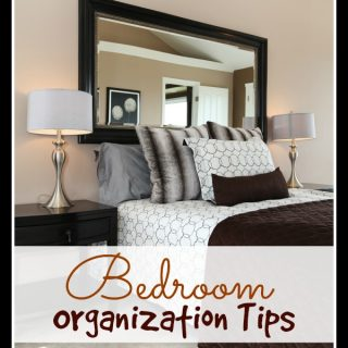 Bedroom Organization Tips: Great storage solutions and organizing tips for every bedroom in your house. | MomsConfession.com