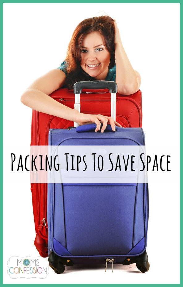 Packing Tips to save space