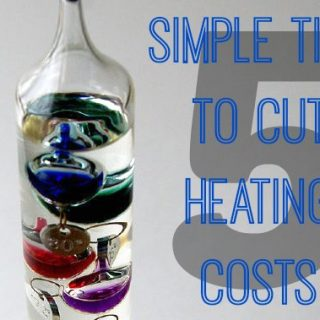 5 Simple Tips to Cut Heating Costs this Winter