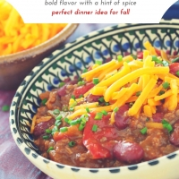 The Best Texas Chili Recipe with Beans