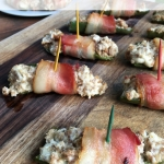Easy Stuffed Jalapenos with Sausage and Cream Cheese