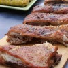 Fall Off the Bone Ribs + Dry Rib Rub Recipe