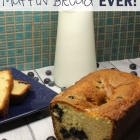 Quick and Easy Blueberry Muffin Bread Recipe