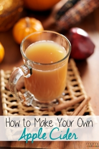 How to Make Your Own Apple Cider