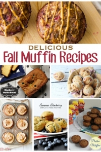 Fall Muffin Recipes
