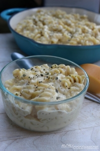 Fifteen Minute Stovetop Mac 'N' Cheese